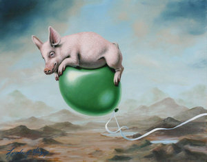 Pig_Lift_by_LindaRHerzog