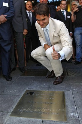 Switzerland Federer