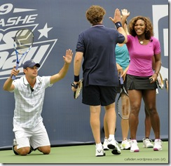 TEN-US OPEN-ARTUR ASHE KIDS DAY