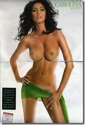 Miss Barcelona 2008 Ana Carolina Benitez topless for Interviu_231604