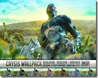 Crysis Wallpack Preview