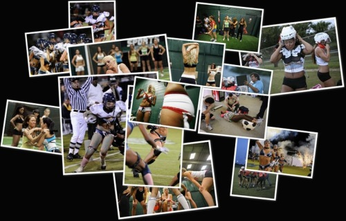 View Lingerie Football League