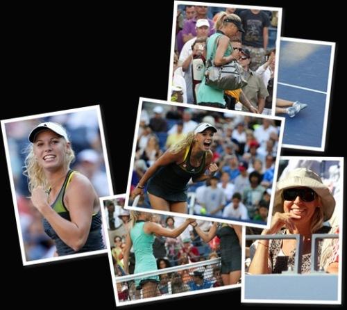 View Caroline Wozniacki def. Maria Sharapova