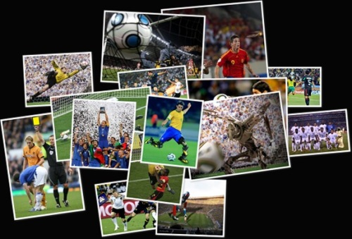 View soccer after (photo)shop