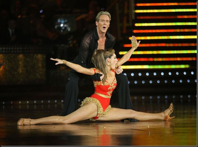 Contestants Compete On Strictly Come Dancing Live Tour (USA ONLY)